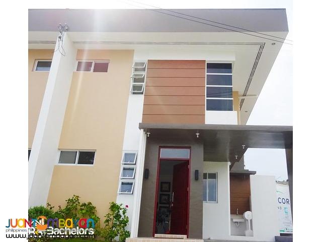 88 Hillside Residences 2 storey duplex house and lot Celina Model