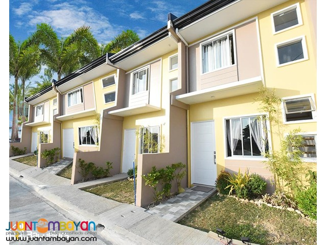 Blessed Sacrament Subdivision Townhouses