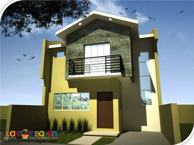 for sale house and lot with 4 bedrooms martha model