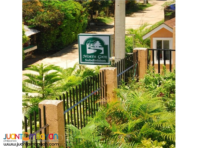 Single attached house and lot for sale in liloan cebu