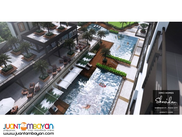 Sheridan Towers Condo Sale by DMCI Homes