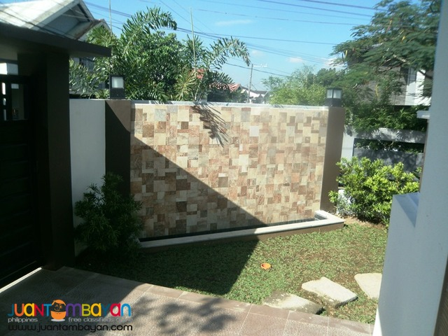 3 Storey House & Lot for Sale Vista Real, Quezon City