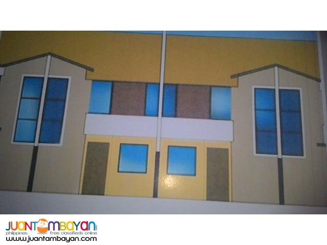 Town house in Antipolo Rizal Crystal