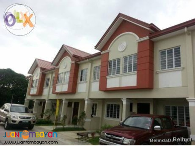 Town House Package 4 Sale in Cainta Rizal