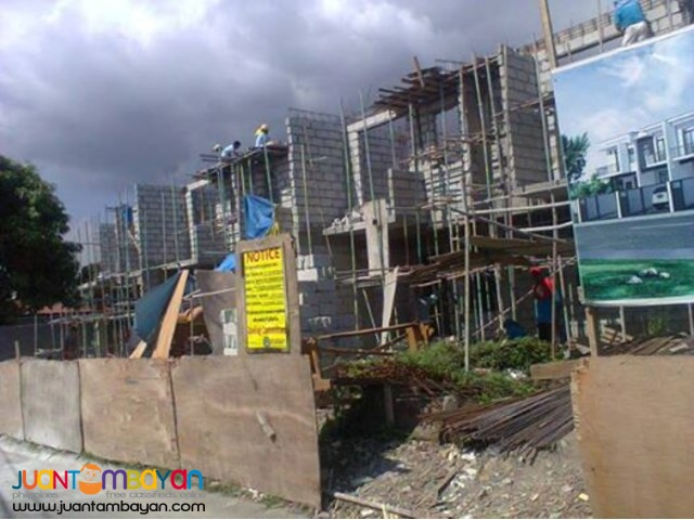 laspinas townhouse inside southland bf  for sale