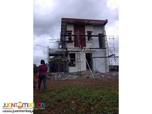 Single Attached House & Lot 4 Sale package in Antipolo Rizal