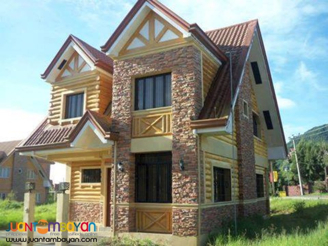Single  Detached House And Lot Package in baguio City