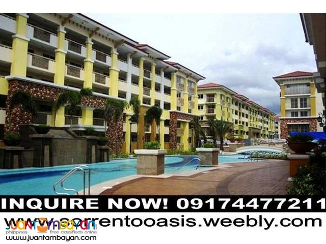 Sorrento Oasis Rent to Own Condo in Pasig near Ortigas Center