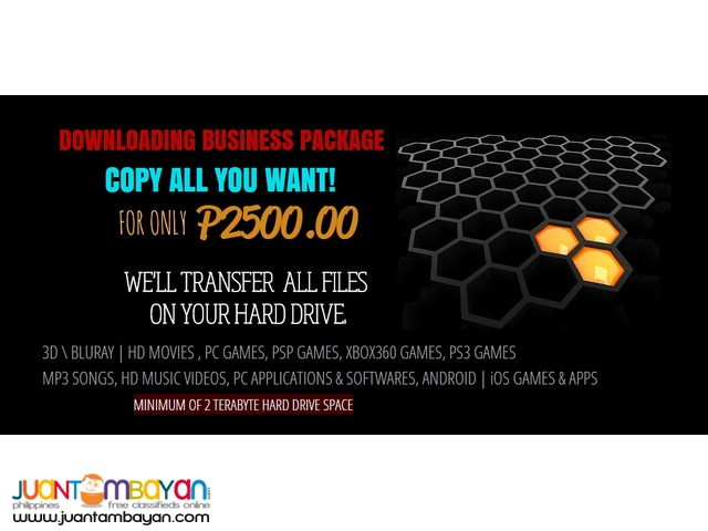 Start a Downloading Business Today