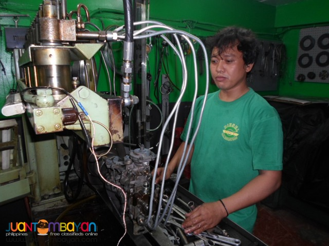 Calibrating Diesel Fuel Injection Pump and Injectors