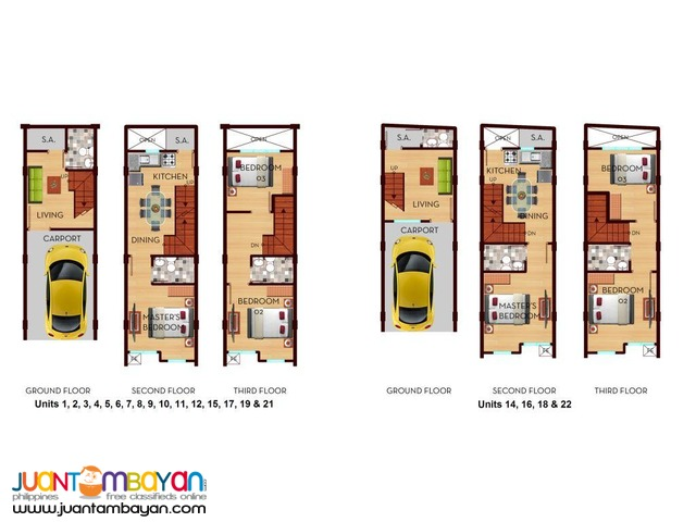 Pasay City Townhomes