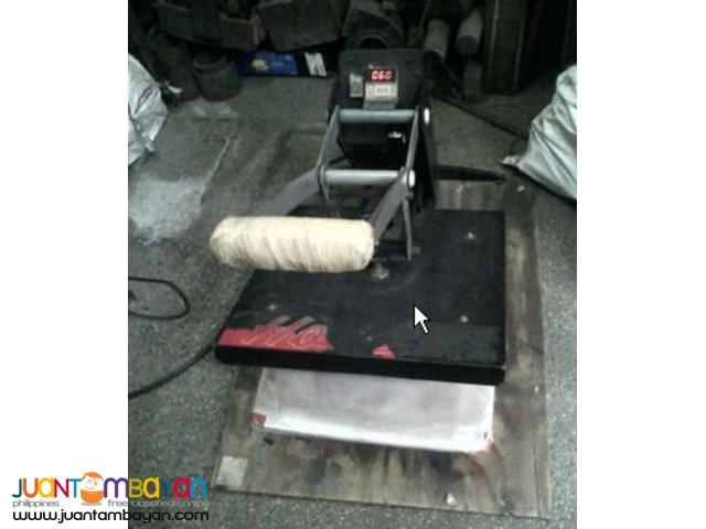 Heatpress / Hot stamping / heat press repair