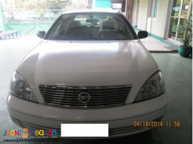 NISSAN SENTRA HERE!-for rental !