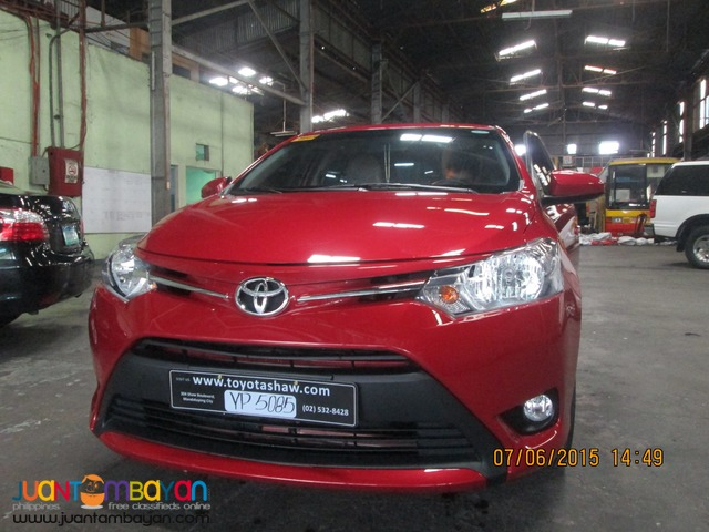 TOYOTA VIOS-for rent here!