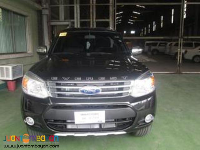 for rent Ford Everest -Black