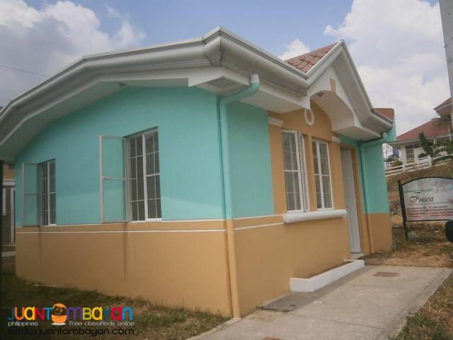 House and Lot in Eastwood Villas
