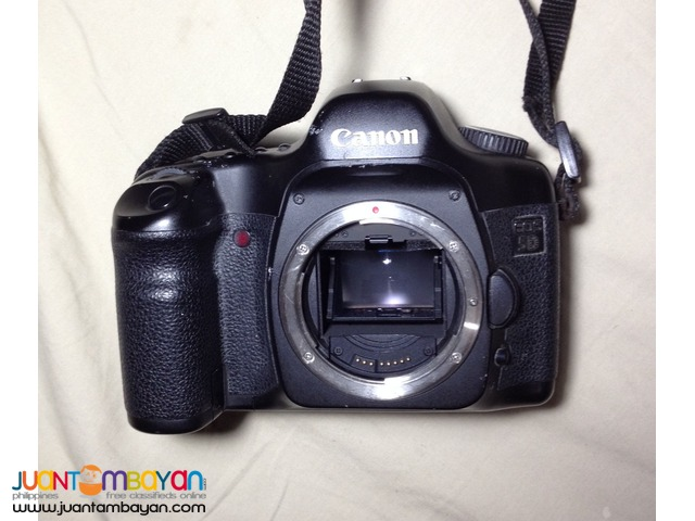 Canon 5D Mark I Body DSLR Camera