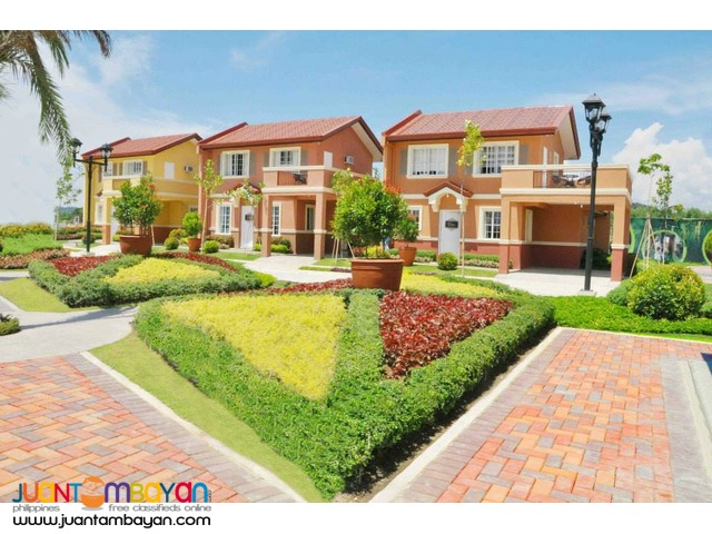 House and lot with 4 bedrooms in camella lapu lapu city