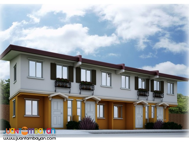 outer model townhouse in lapu lapu city