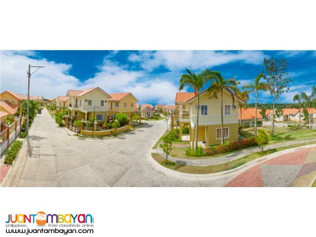 townhouse with 3 bedrooms for sale in camella lapu lapu