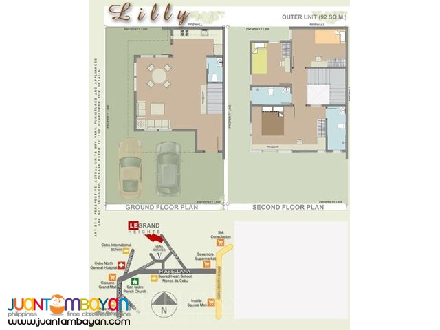 3 bedrooms townhouse for sale in mandaue city