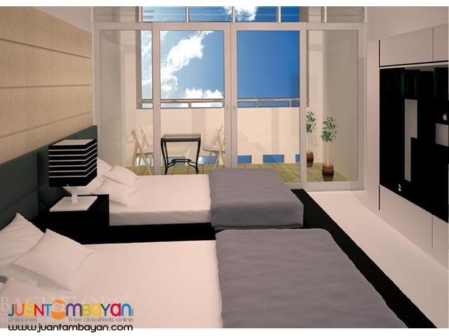 40 sqm condominium studio type for sale in cebu