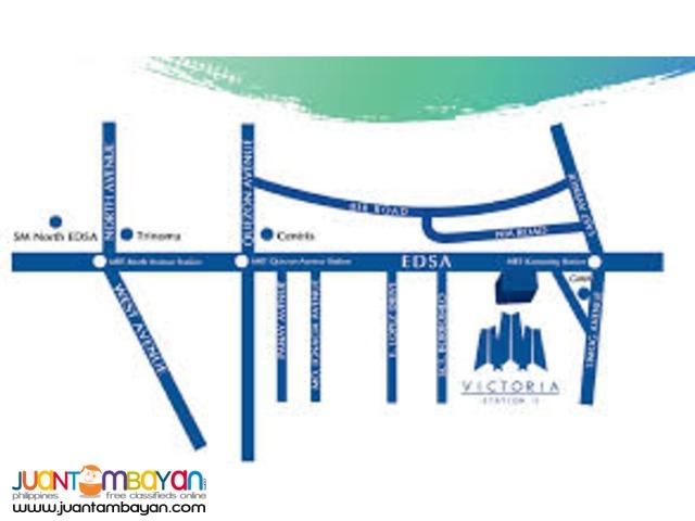sports condo to own along edsa quezon city