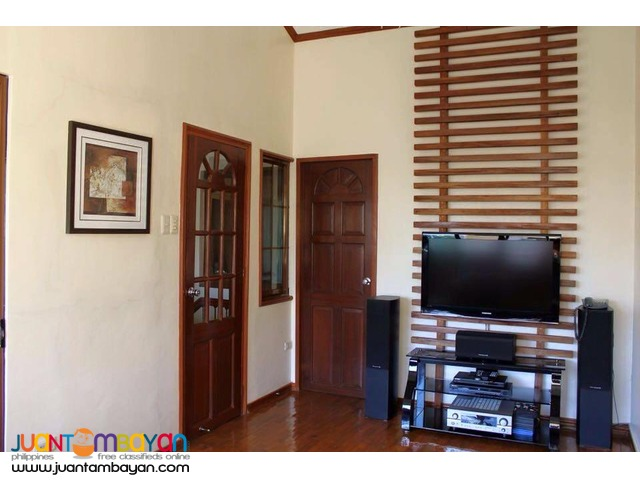 Fully Furnished House and Lot in Cebu