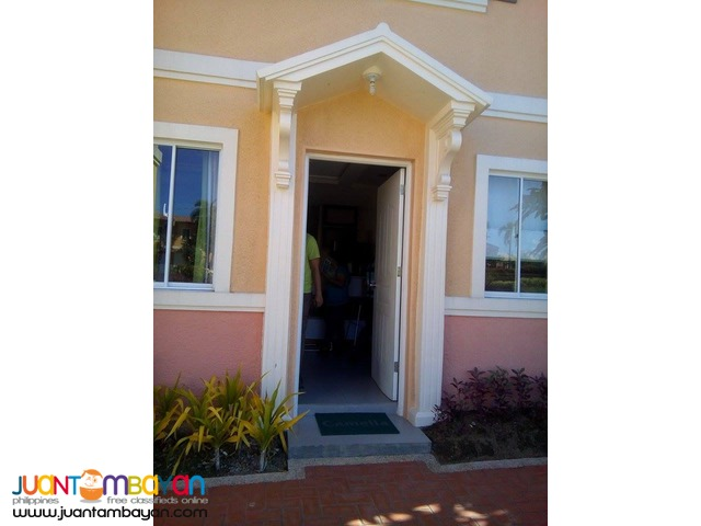 Camella Merida BF Resort Las Pinas Corner Lot RFO