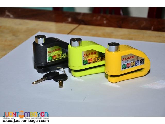 Alarm Disc Lock Shock Sensor