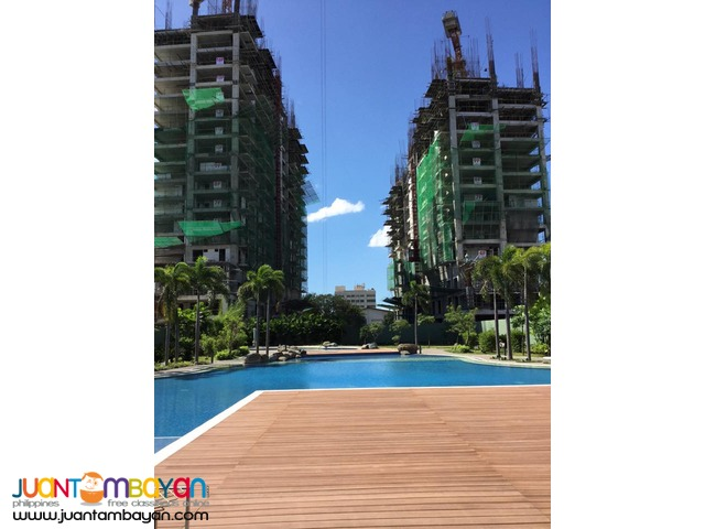 Kasara Urban resort residences, 2 bedroom condo unit, Pasig City