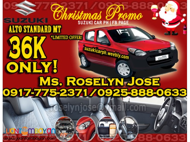 Suzuki SWIFT 1.2L Special Edition 2016 for only 98k all in promo
