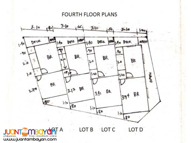 PH232 Townhouse in Project 6 QC