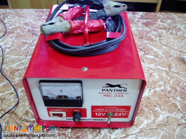 Battery Charger-Panther Brand