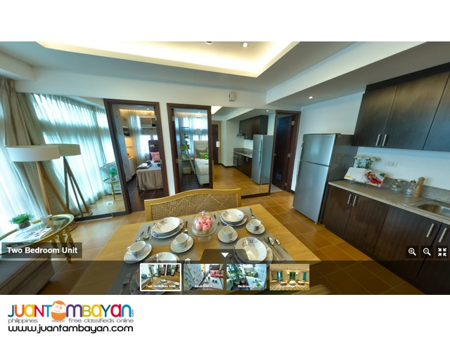 Rent to own, RFO Condo in Makati, 2 bedrooms, San Lorenzo Place