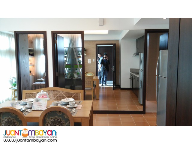 226K DP Move in ka na! Ready for occupancy in Makati, 2 bedrooms