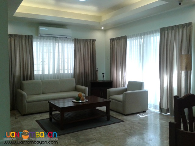 Semi-furnished Townhome at Beverly Glen, Lahug Cebu City