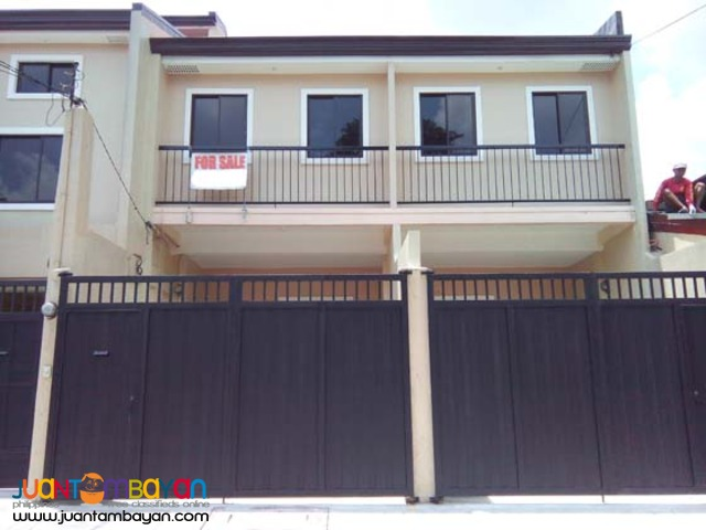 PH305 Kamuning Townhouse for Sale