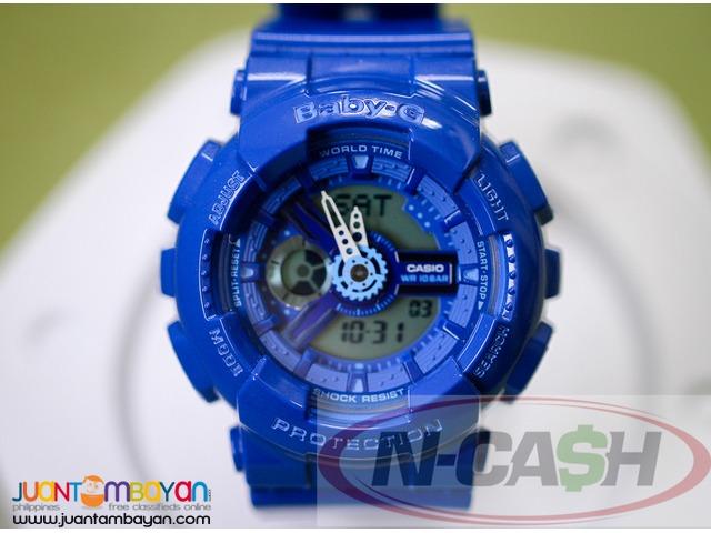 N-CASH Watch Pawn Shop - Casio Baby G BA-110BC-2A