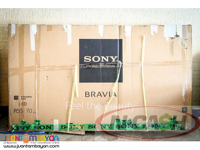 N-CASH Gadgets Pawnshop - Sony Bravia 70