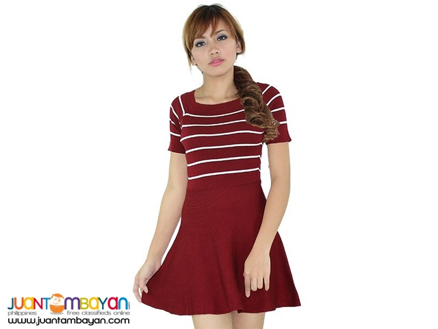 KNIT DRESS Reference: AU515