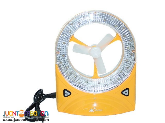 RECHARGEABLE FAN Reference: LV002