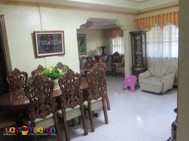 PH307 Batasan Hill QC House and Lot Near Sm North for Sale