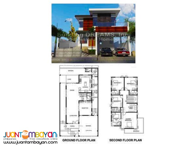 PH120 Filinvest Classic House