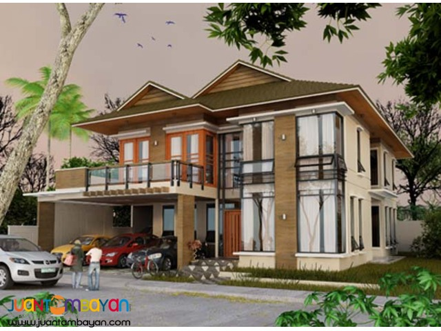 PH122 Immensly Elegant House in QC for Sale