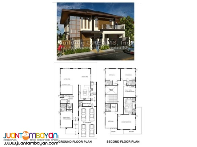 PH123 Filinvest Zen House and Lot