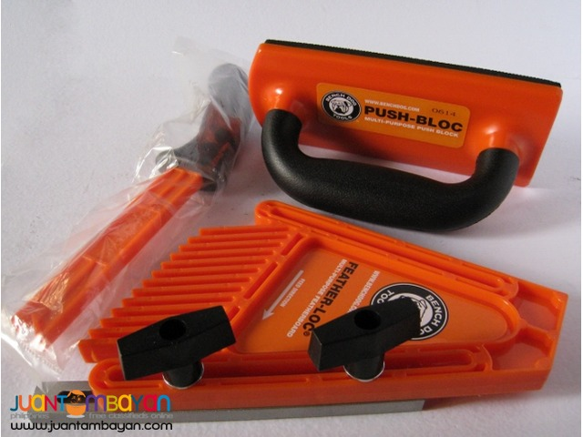 Bench Dog Tools 48937 3-piece Safety Kit