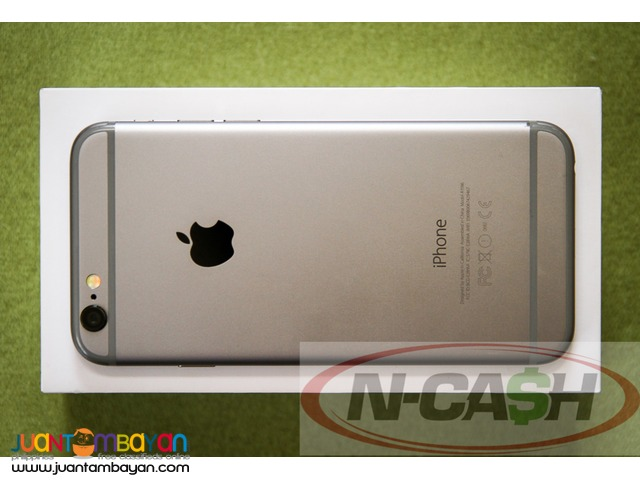 N-CASH iPhone Pawnshop - Apple iPhone 6 64GB Smart Apple Warranty