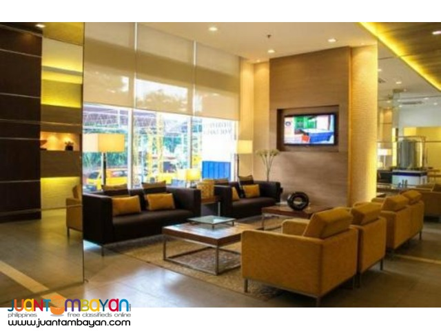 1BR Bare Condominium in Makati For Rent