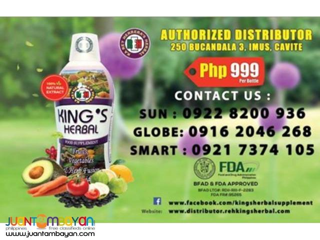 Kings Herbal Cavite